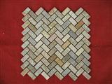 china slate mosaic tile
