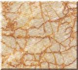 Red Vein Red Marble
