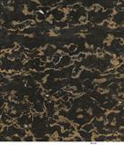 Chinese Marble Black Golden Flower