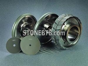 Diamond and CBN Electroplated tools