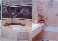 Blanco Macael Marble Bath Design