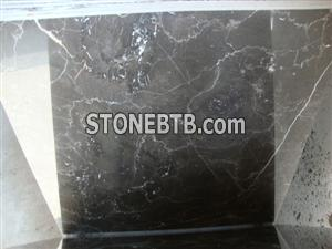 Chinese Marron Marble Tiles