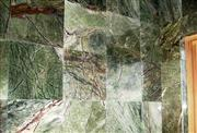 Rain Forest Green Marble Wall Tile