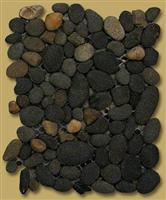Small Pebbles Black Mix