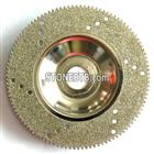 Electroplated diamond grinding wheel