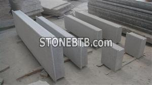 Grey Granite Outdoor Steps