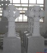 Irish cross styled monument