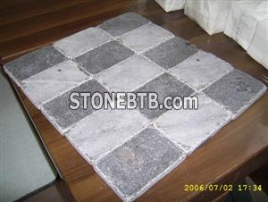 Blue limestone tile 2