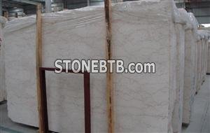 Shell Beige Marble Slab