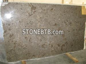 Blue Abstract Limestone in Slabs or Tiles