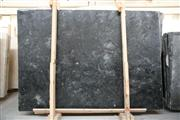 Silver Black Marble Slab 1cm Thickness