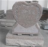 G663 granite tombstone,headstone