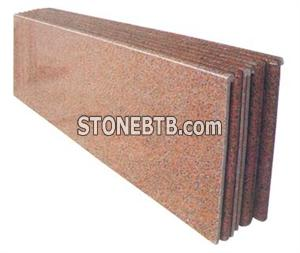 G386 Granite, Shidao Red Countertops