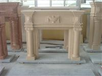 Stone Marble Fireplace Mantels