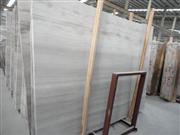 Chinese Wooden Marble Slab