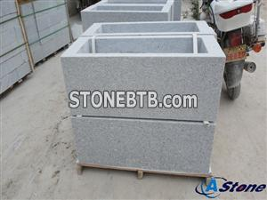 Stone Flower Planter,Granite Planter