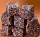 Vanga Red Granite Cobble Stone