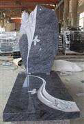 Carving Tombstone/Carving Monument/Bahama Bule