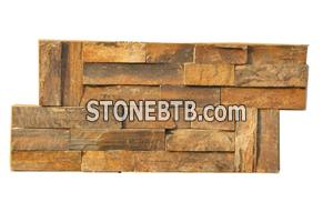 Ledge stone pattern