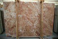 Burdur Rose Marble Slab 1cm Thickness