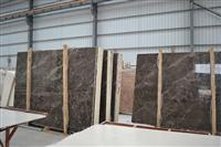 Irish Brown Polished Marble Slabs