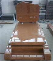 European Style Granite Monument/Tombstone