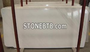 Bianco Sivec Marble Slab