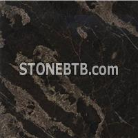Golden Leaf Marble