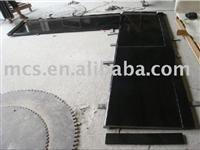 Black Galaxy Work Office Countertop