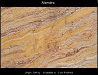 Alambra travertine