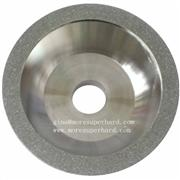 Electroplated diamond cutting    grinding wheel