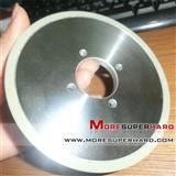Diamond grinding wheel for sharpening carbide tools