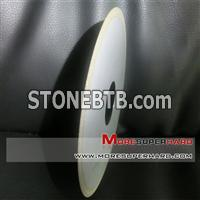 Diamond and CBN cutting disc for glass