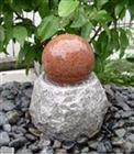 Floating ball fountain