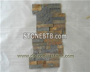 z type slate wall cladding tile