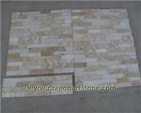 Mixed color cultured stacked stone veneer for landscaping decoration