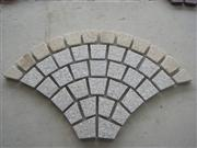 Granite Cobblestone on mesh