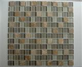 Decoration Stone Mixed Glass Mosaic