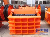 concrete jaw crusher