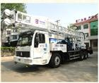 BZC350B Truck Mounted Water Well Drilling Rig