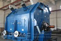 Reversible hammer coal crusher for sale