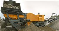 Construction Waste Crushing Plant