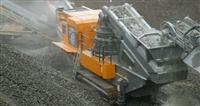 Quarry Crusher Plant
