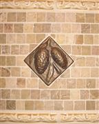 Antiqueted, Chipped Edge Marble Wall Tiles