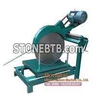 Large cutting gem machine