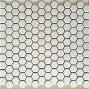 High Quality Glazed Hexagon Ceramic Mosaic For Wall Tiles
