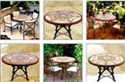 Mosaic Tables
