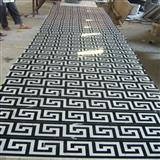 Inlay Stone Border