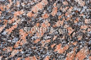 Rosa Perla Goa Granite