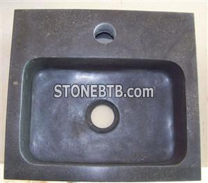 Blue Stone Wash Basin,Blue Limestone Sink